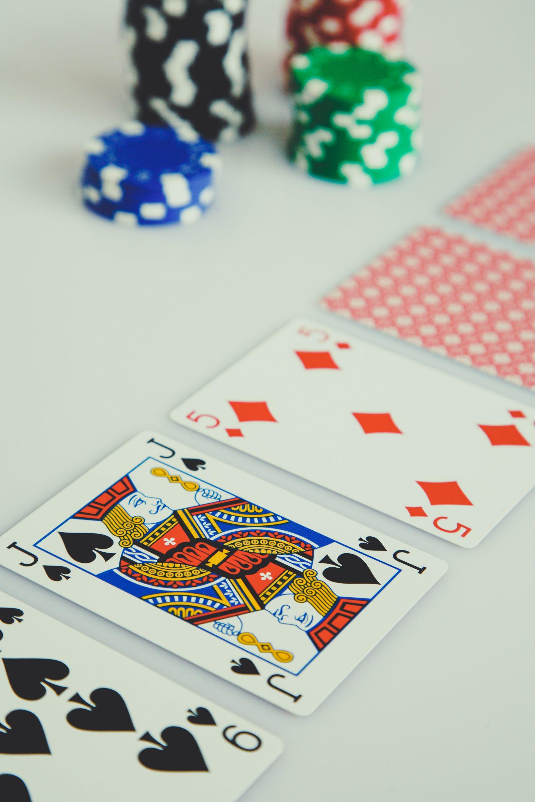 Je bekijkt nu Om casinospellen te spelen via internet